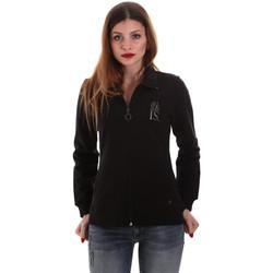 textil Mujer Sudaderas Key Up 5EG20 0001 Negro
