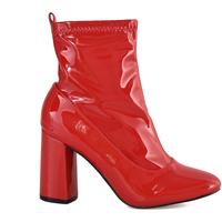Zapatos Mujer Botines Gold&gold B18 GM29 Rojo
