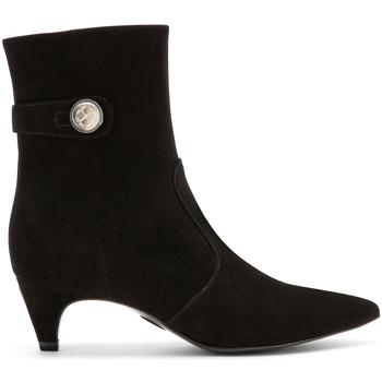 Zapatos Mujer Botines Carmens Padova A42191 Negro