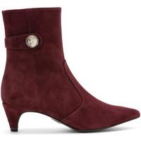 Zapatos Mujer Botines Carmens Padova A42191 Rojo