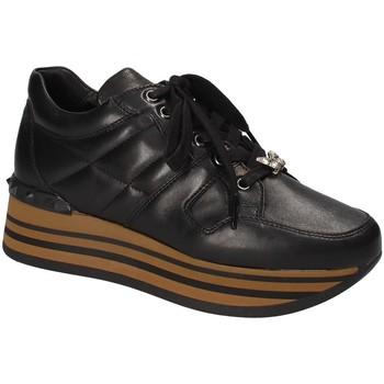 Zapatos Mujer Zapatillas bajas Triver Flight 232-11A Negro