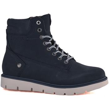 Zapatos Mujer Botas de caña baja Wrangler WL182510 Azul