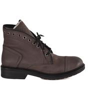 Zapatos Mujer Botas de caña baja Mally 5037 Marrón