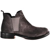 Zapatos Mujer Botines Mally 5948 Gris