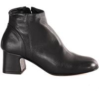 Zapatos Mujer Botines Mally 6357 Negro