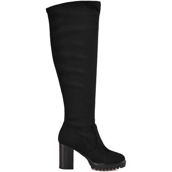 Zapatos Mujer Botas urbanas Mally 6389 Negro