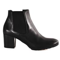 Zapatos Mujer Botines Mally 6418 Negro