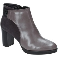 Zapatos Mujer Botines Soffice Sogno I8493Q Gris