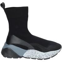 Zapatos Mujer Zapatillas altas Studio Italia STAR 04 Negro