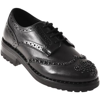 Zapatos Mujer Derbie Lumberjack SW48804 002 Q12 Negro