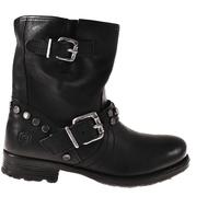 Zapatos Mujer Botines Lumberjack SW53001 002 Q12 Negro