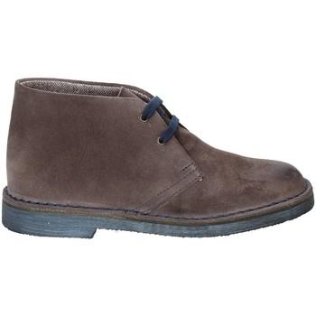 Zapatos Mujer Botas de caña baja Rogers 1102D Marrón
