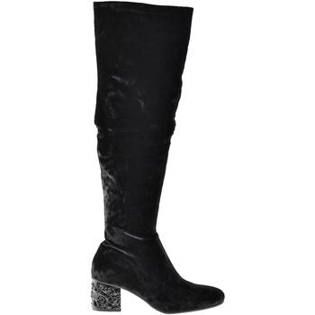 Zapatos Mujer Botas urbanas Elvio Zanon I1903B Negro