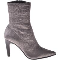 Zapatos Mujer Botines Elvio Zanon I2906X Gris