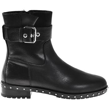 Zapatos Mujer Botines Elvio Zanon I6201N Negro
