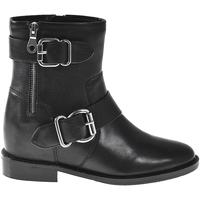 Zapatos Mujer Botines Elvio Zanon I7005N Negro