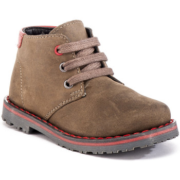 Zapatos Niños Botas de caña baja Lumberjack SB47303 003 B03 Marrón