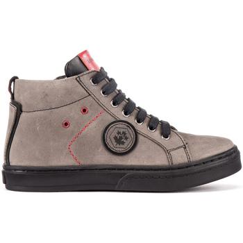 Zapatos Niños Zapatillas altas Lumberjack SB28705 010 B03 Gris