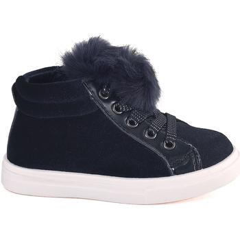 Zapatos Niños Zapatillas altas Grunland PP0368 Azul
