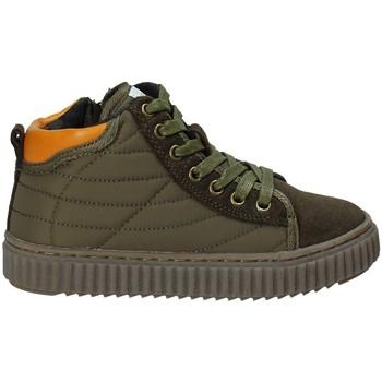 Zapatos Niños Zapatillas altas Grunland PO1079 Verde