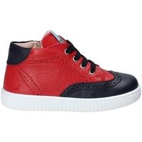 Zapatos Niños Zapatillas altas Balducci MSPO1810 Rojo