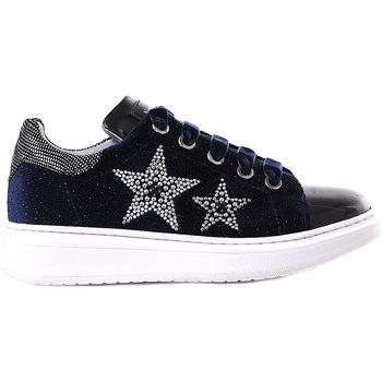 Zapatos Niña Zapatillas bajas NeroGiardini A830622F Azul