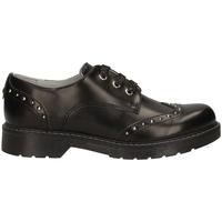 Zapatos Niños Derbie NeroGiardini A830711F Negro