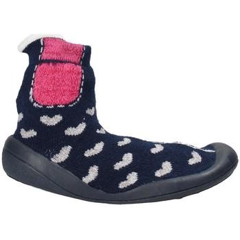 Zapatos Niños Pantuflas Grunland PA1036 Azul