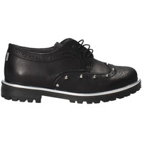Zapatos Niños Derbie Melania ME6205F8I.A Negro