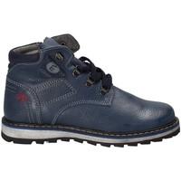Zapatos Niños Botas de caña baja Melania ME2029D8I.B Azul