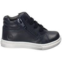 Zapatos Niños Botas de caña baja Melania ME1453B8I.C Azul