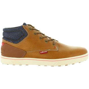 Zapatos Niños Botas de caña baja Levi's VPOR0001S Beige