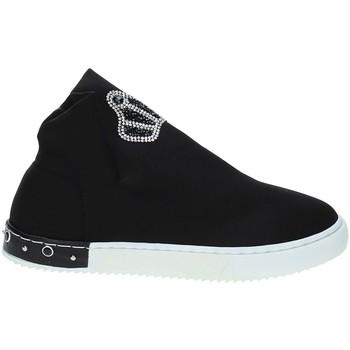 Zapatos Niños Zapatillas altas Holalà HS0017T0002J Negro