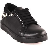Zapatos Niños Zapatillas bajas Holalà HS0035L0002J Negro