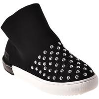 Zapatos Niños Zapatillas altas Joli JS0019T0039J Negro
