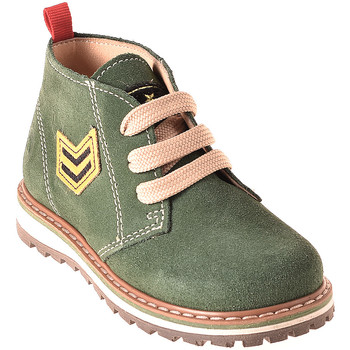 Zapatos Niños Botas de caña baja Melania ME2032D8I.E Verde