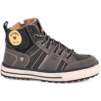 Zapatos Niños Zapatillas altas Wrangler WJ18213 Negro