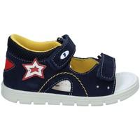 Zapatos Niña Sandalias de deporte Falcotto 1500680-01-9101 Azul