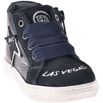 Zapatos Niños Zapatillas altas Melania ME1041B8I.B Azul