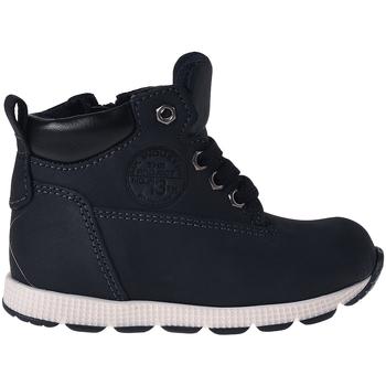 Zapatos Niños Botas de caña baja Melania MK1032B8I.B Azul