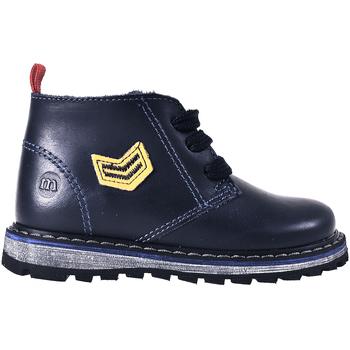 Zapatos Niños Botas de caña baja Melania ME1032B8I.W Negro