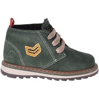 Zapatos Niños Botas de caña baja Melania ME1032B8I.X Verde