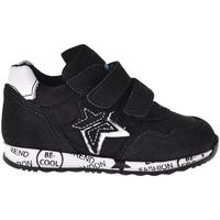 Zapatos Niños Zapatillas bajas Melania ME1247B8I.A Negro