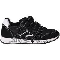 Zapatos Niños Zapatillas bajas Melania ME6247F8I.A Negro