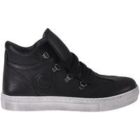 Zapatos Niños Zapatillas altas Melania ME6406F8I.A Negro