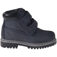 Zapatos Niños Botas de caña baja Lumberjack SB05301 006 D01 Azul