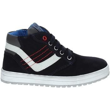 Zapatos Niños Zapatillas altas Asso 68709 Azul
