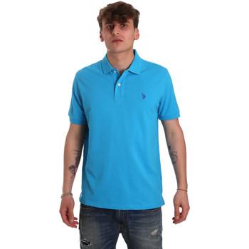 textil Hombre Polos manga corta U.S Polo Assn. 55957 41029 Azul
