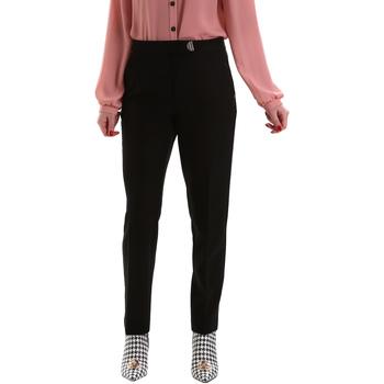textil Mujer Pantalones chinos Gaudi 921FD25001 Negro