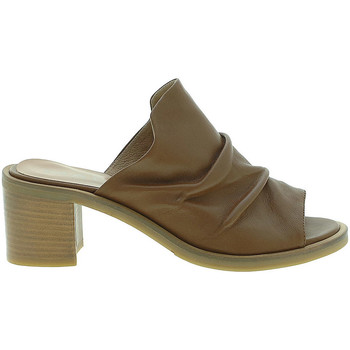 Zapatos Mujer Zuecos (Mules) Mally 6147 Marrón